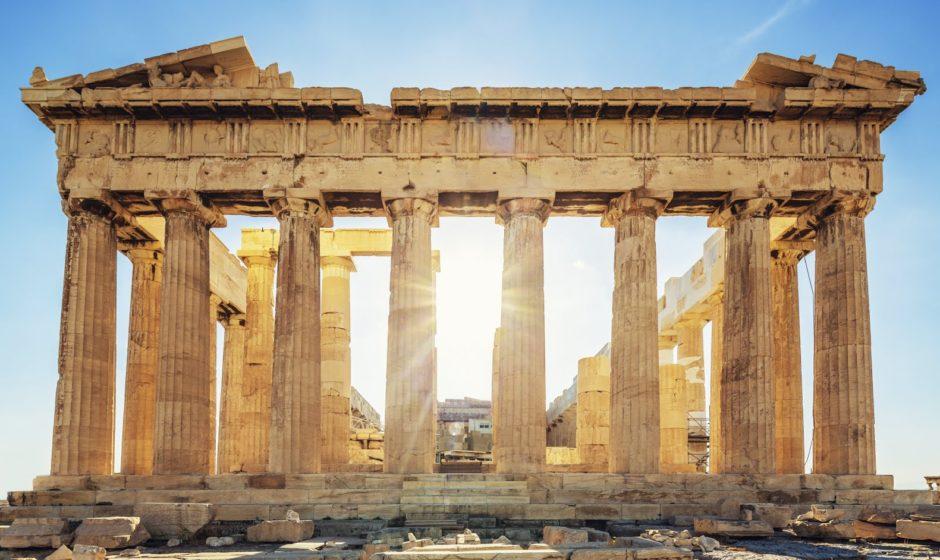 Grèce: une destination touristique à l'image des artistes et des archéologues