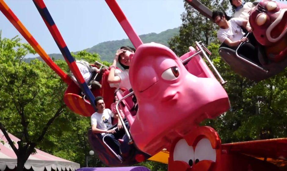 De la lutte coréenne à la visite de Seoul Land