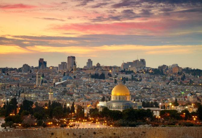 4 raisons de partir en vacances en Israel