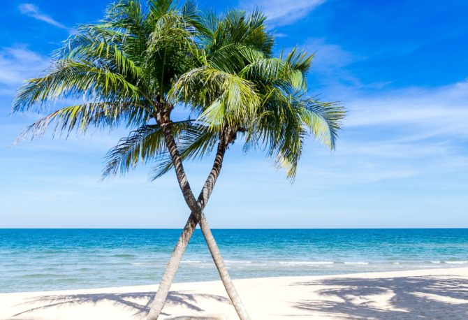 Les meilleures destinations de vacances à la mer