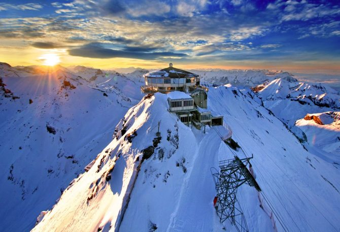 Comment planifier des vacances au ski ?