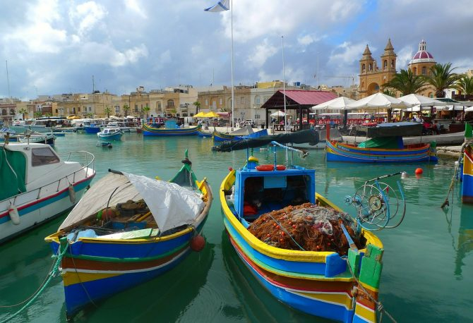 Où se loger lors d'un séjour à Malte ?
